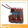 18650 6s1p 22.2V Li-ion Battery Pack