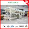PLD1600 Batcher agregado, sistema de peso agregado (1.6m3)