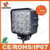 Hoge Power 48W LED Working Lamp voor Mining Boats Op zwaar werk berekende 48W LED Truck Lights voor Cars Driving Spotlight