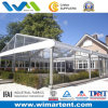 100 людей Crystal Roof Wedding Glass Tent для Sale