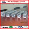 ASTM A500 Gr. B에 의하여 용접되는 탄소 강철 직사각형 관