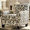Tissu 100% en cuir estampé de polyester de suède pour le sofa
