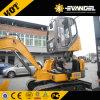 6 excavatrice électrique populaire de la tonne XCMG XE60 mini