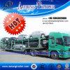 Véhicule lourd de vente chaude transportant la remorque de camion semi