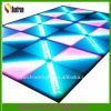 RGBW 4 no diodo emissor de luz Dance Floor de 1rainbow Effect