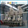 da serragem profissional da biomassa da capacidade 1-1.5t/H máquina de madeira da peletização (zlg560)