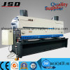 Máquina de corte da guilhotina hidráulica de Jsd QC11k para a venda