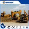 Precio bajo Xcm de la alta calidad excavador hidráulico Xe150W de la rueda de 15 toneladas