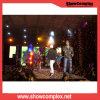 Pantalla de visualización al aire libre de LED de Showcomplex P6 para los acontecimientos