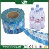 Shrink-Hülse beschriftet Plastik-Belüftung-Film-Rolle für Flaschen