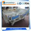 Cama de hospital eléctrica del CPR 7 de la ISO del Ce del sitio ajustable de la función ICU (GT-BE5039)