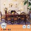 Het moderne Houten het Dineren van het Meubilair Vastgestelde Houten Meubilair van de Stoel van de Eettafel