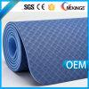 De in het groot Opslag van de Mat van de Yoga TPE van de Hemel Blauwe Milieuvriendelijke