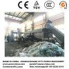 Machacamiento plástico ahorro de energía y lavadora de la película del PE