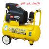 compresor de aire rotatorio portable del tornillo del pistón de 1100W 3HP 30L