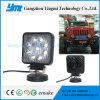 IP68 Tractor Offroad LED Work Light 27W LED Car Lighting
