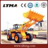 Maintenance facile chargeur Zl50g de roue de 5 tonnes à vendre