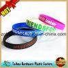Изготовленный на заказ цветастый Wristband силикона печатание