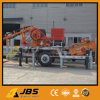 Installatie van de Stenen Maalmachine van de Dieselmotor van Jbs de Mobiele met Goede Prijs