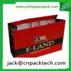 Bolso cosmético personalizado del regalo con la impresión de encargo de la insignia