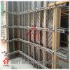 Encofrado de acero del muro de cemento de la pintura electroforética