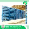 El plegable empilando el estante para el almacenaje del almacén con la aprobación del Ce