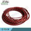 Mejor Calidad de sierra de alambre del diamante para el granito Profilling Herramientas