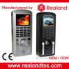 Realandの機密保護の指紋の時間出席のアクセス制御