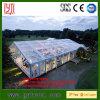 500 Leute-transparentes Hochzeits-Luxuxzelt mit freiem Dach