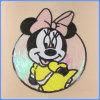 Sequin Mickey Änderung am Objektprogramm für Kind-Kleid/Beutel-/Schutzkappen-Dekoration