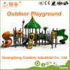 Zona de juegos al aire libre para parque de atracciones (MT / WOP-046B)