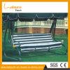 Silla colgante del oscilación de la rota del patio de la tela del poliester de la alta calidad