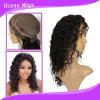 Pelucas llenas superiores de seda brasileñas baratas del cordón 18inch para las mujeres negras