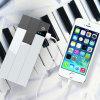 Côté portatif de pouvoir de type de piano de la capacité de Hight la plus neuve avec le chargeur de téléphone mobile d'éclairage LED