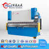 Wf67k 125t/4000の中国の高品質の出版物ブレーキ、ステンレス鋼の版のベンダー