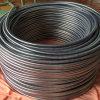 Le double conduit de métal flexible de boucle avec le PVC de catégorie comestible a enduit