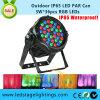РАВЕНСТВО IP65 СИД может 3W*36PCS RGB СИД