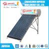 Solarheißwasserbereiter des kompakten nicht druckbelüfteten Edelstahl-2016