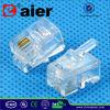 Rj 11 Telephone Plug /Modual Plug 4p2c