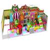 Patio de interior del juego suave divertido de los cabritos de la serie del caramelo para la venta