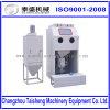 Gabinete medio de la ráfaga de la presión del separador, gabinete industrial de la chorreadora de arena