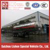 Tri трейлер тележки топливозаправщика топлива алюминиевого сплава полуприцепа нефтяного танкера Axles
