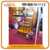 Машина делать кирпича Hongfa Qm4-45 новая конкретная ручная передвижная