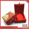 Embalaje exquisito de seda de la joyería de la caja de joyería del precio de fábrica para la pulsera