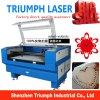 Acryl-Kurbelgehäuse-Belüftung Laser-Stich und Ausschnitt-Maschinen-Preis-hölzerner Laser-Scherblock-Preis