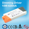 15W 420mA Dimmable LED Stromversorgung mit Cer CB SAA