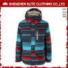 Зима 2016 плюс женщины размера выстегала куртку лыжи
