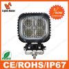 3000lm Super Bright! LED Work Light 40W, Ce, RoHS, IP67 Approval, voor Mining, Agricultural en Op zwaar werk berekende Machine