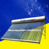 Calentador de agua solar integrado doméstico del acero inoxidable