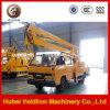 Jmc 12에서 16 공중 플래트홈 트럭 미터